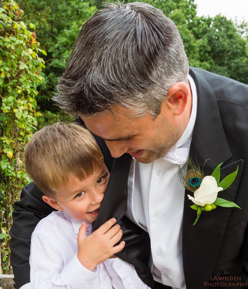 Tania & Alex's Wedding Day
